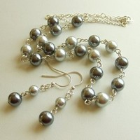 Grey, Pearl, Jewerly