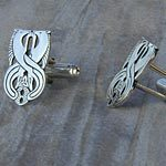 Jewelry, Cufflinks, Celtic, Macgillivrays scottish gifts