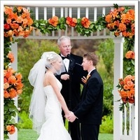 Ceremony, Flowers & Decor, Frank woods, Officiant