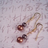 Jewelry, Earrings, Copper