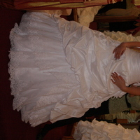 Wedding dress, Allure 8560