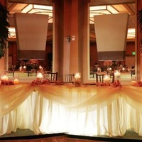 Flowers & Decor, Decor, Cakes, cake, Bride Bouquets, Centerpieces, Lighting, Flowers, Flower, Girl, Centerpiece, Wedding, Cake cutting, Brides, Table, Weddings, Boy, Light, Pinspot, Golden sounds entertainment dj wedding lighting design, Cake lighting, Centerpiece lighting, Table lighting