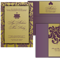 Favors & Gifts, Stationery, Paper, Favors, Invitations, Ceremony Programs, Place Cards, Programs, Menus, Wedding, Placecards, Damask, Envelopes, My creative wedding