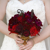 Flowers & Decor, red, Bride Bouquets, Flowers, Bouquet, Bridal, Julia williams photography