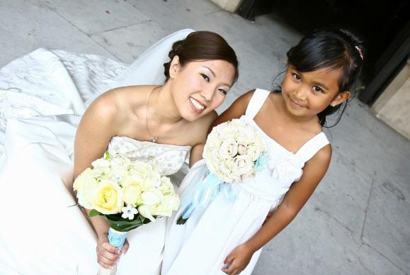 Flowers & Decor, Flower, Bouquet, Girl, Bridal, In flower, Lollipop