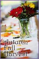 Fall, Wedding, Autumn, Themed, Fd weddings