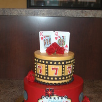 Post wedding, Creative cakes, Vegas, Elope