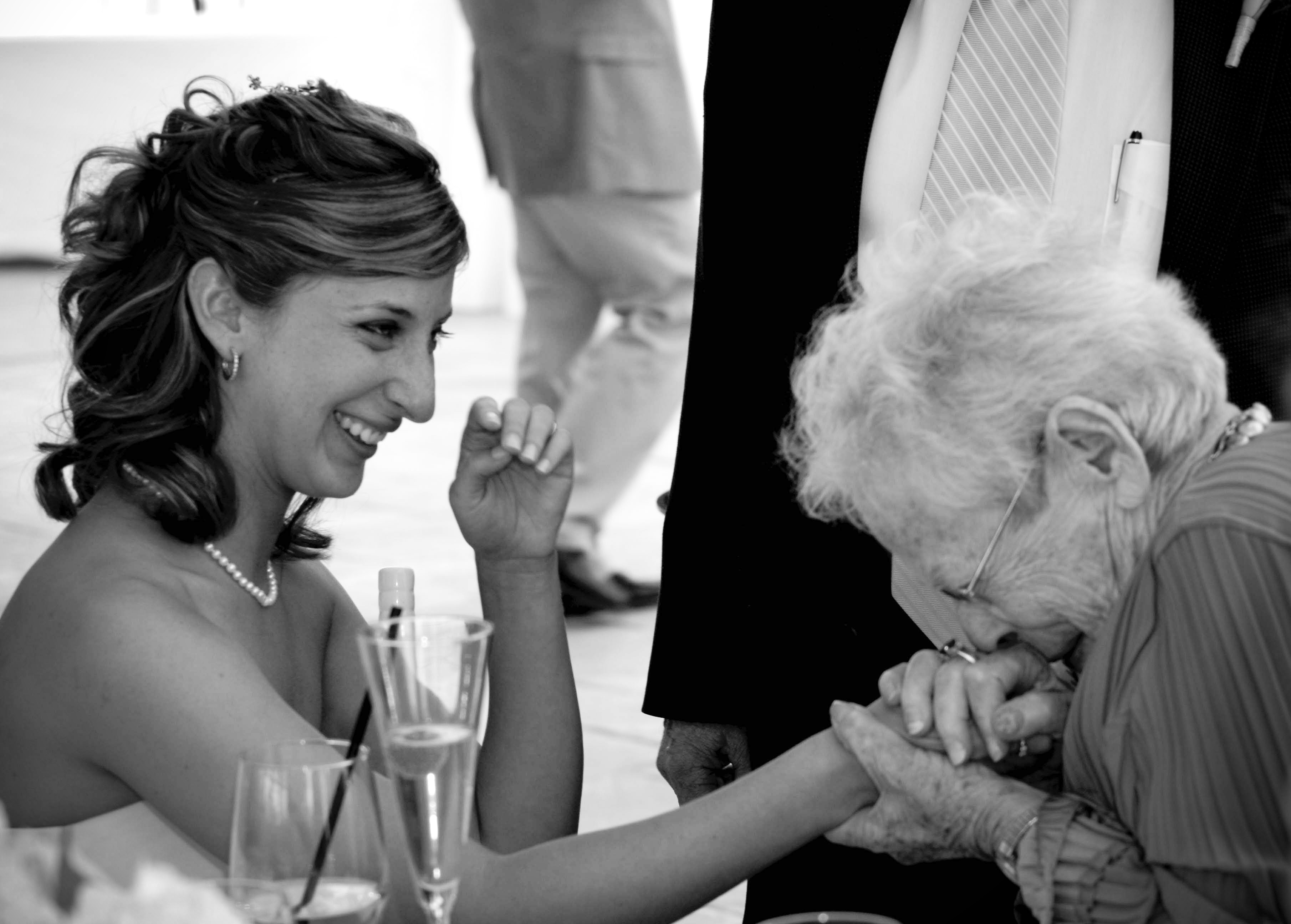white, black, Toast, Grandmother, And, Candid, Tears, Moments, Zenobia photography studios