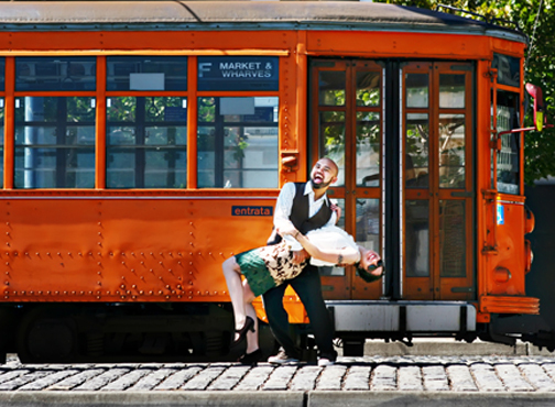 Ceremony, Flowers & Decor, Couple, California, San francisco, City hall, Downtown, Michelle hayes photography, Cable car