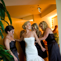 Wedding Dresses, Mermaid Wedding Dresses, Fashion, brown, dress, Mermaid, Getting, Ready, Kathy ziegler art photography