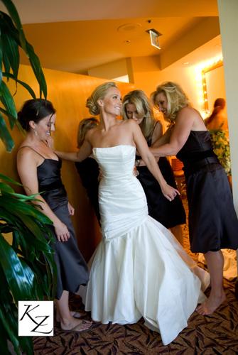 Wedding Dresses, Mermaid Wedding Dresses, Fashion, brown, dress, Mermaid, Getting, Ready, Kathy ziegler art photography