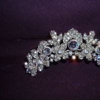 Jewelry, Tiaras, Comb, Tiara