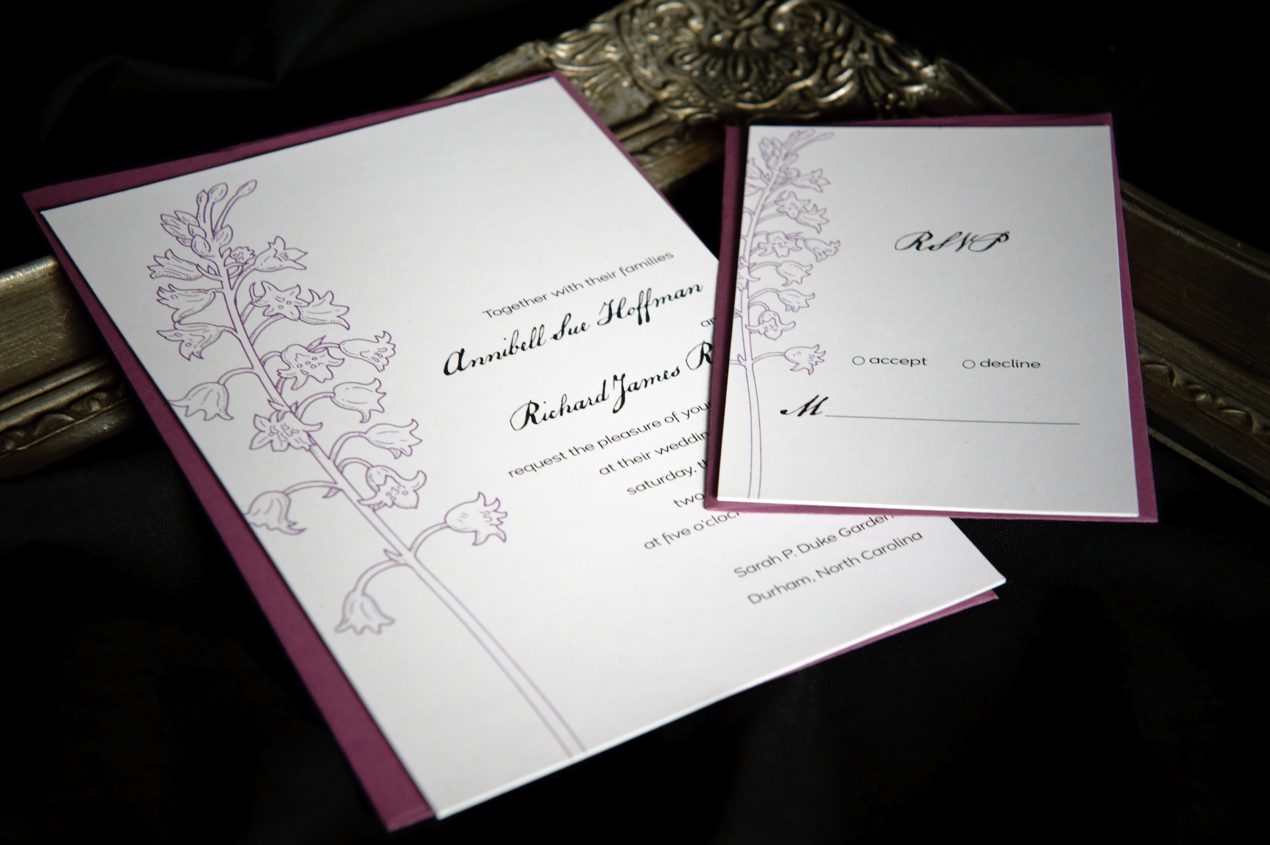 Stationery, Invitations, Paperwhites press
