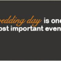 A personal wedding