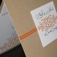 Modern, Wedding, Customized, The stylish scribe, Ornamental