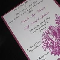 Stationery, invitation, Spring, Summer, Invitations, Wedding, Poppy, The stylish scribe