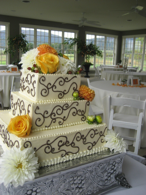 Cakes, cake, Wedding, Old, Cakes unlimited, Crozet, Trail