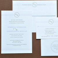 Stationery, purple, brown, invitation, Invitations, Letterpress, Papeterie