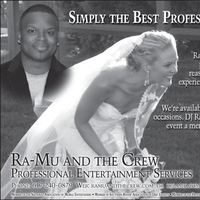 Reception, Flowers & Decor, Entertainment, Wedding, Dj, Mc, Emcee, Ra-mu and the crew