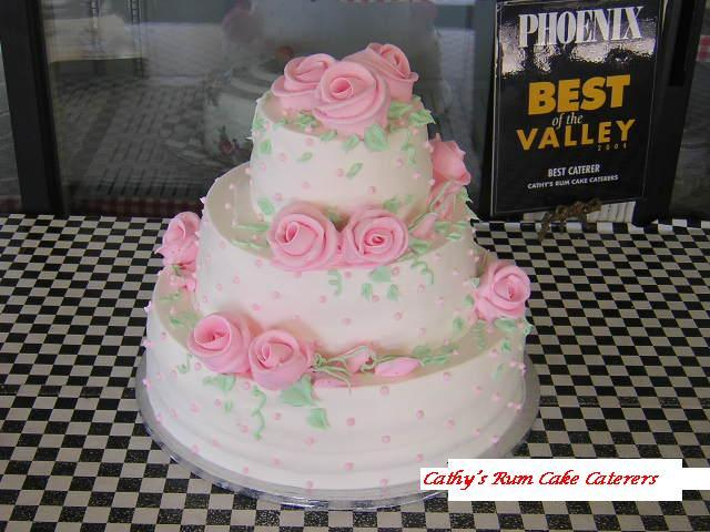 Cakes, cake, Wedding, Weddings, Rum