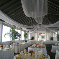 Reception, Flowers & Decor, venue, Outdoor, Wedding, Draping, Fabric, Ceiling, Nes weddings