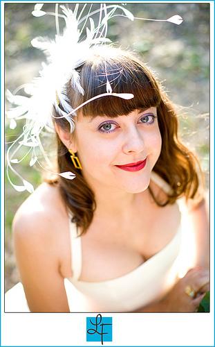 Bride, Portrait, Wedding, Bridal, Lindsay flanagan photography