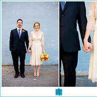 Bride, Groom, Portrait, Wedding, And, Lindsay flanagan photography