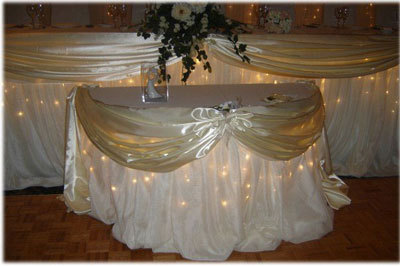 Reception, Flowers & Decor, Cakes, ivory, cake, Wedding, Table, Rose, Petals, Twinkle lights, Nes weddings