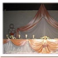 Reception, Flowers & Decor, Cakes, cake, Wedding, Table, Banquet, Head, Hall, Backdrop, Nes weddings