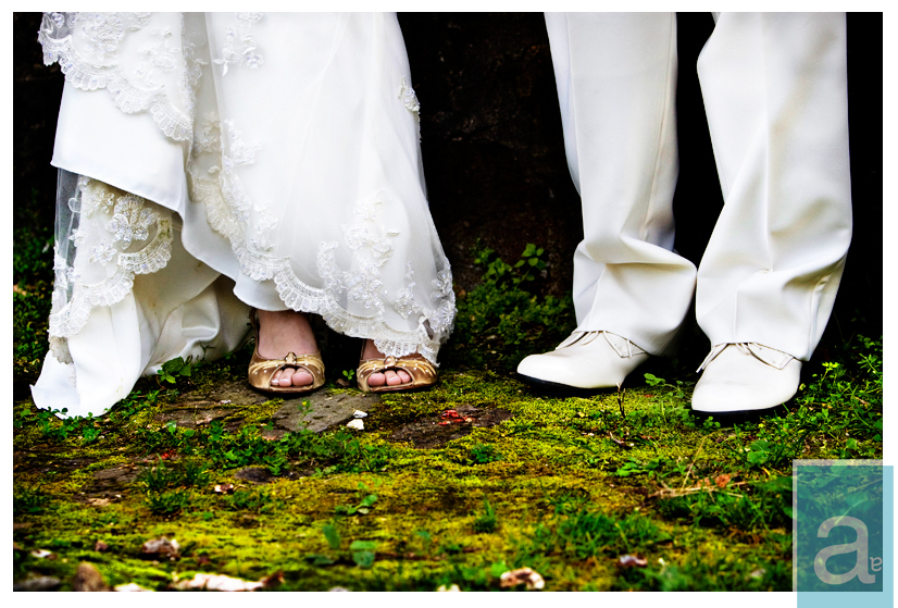 Bride, Outdoor, Groom, Wedding, Weddings, Park, Photographers, Feet, Valley, Alyssa andrew photography, Lehigh, Allentown, Lockridge, Weddingfeet