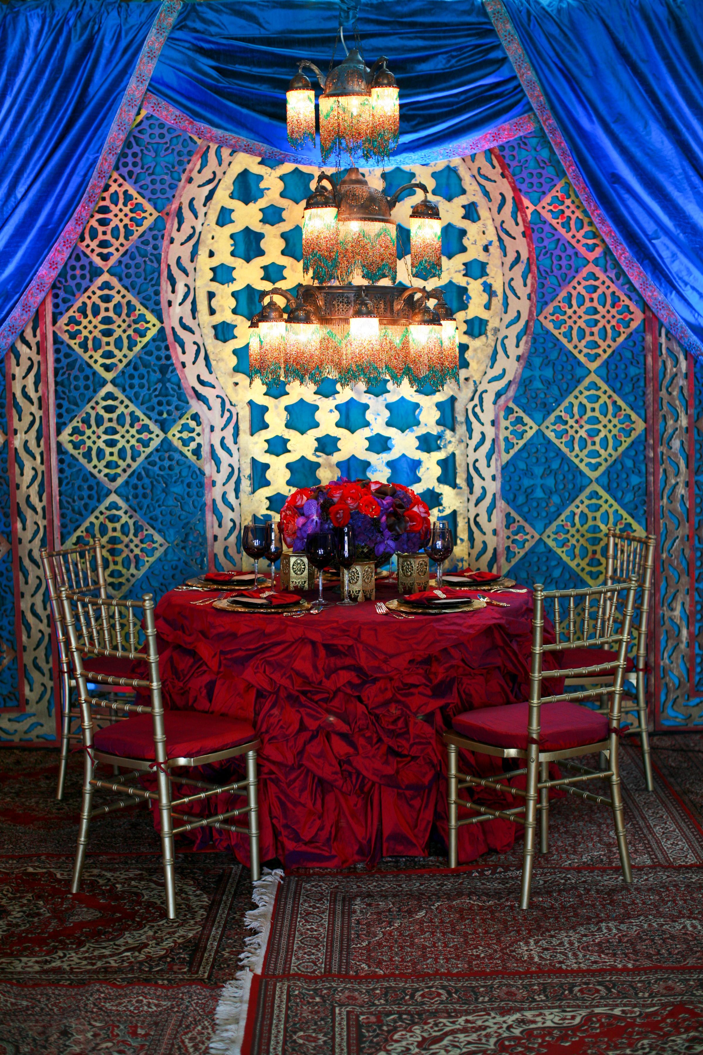 Event, Arabian