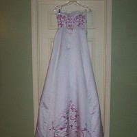 Wedding Dresses, Fashion, pink, dress, Gown, Wedding