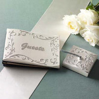 Stationery, Guestbooks, Book, Guest
