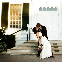 Bride, Groom, Portrait, Wedding, Kiss, Dip, Ryan timm photography