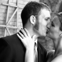 Bride, Groom, Portrait, Wedding, Kiss, Ryan timm photography