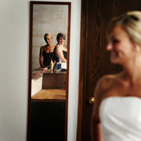 Bridesmaids, Bridesmaids Dresses, Fashion, white, black, Bride, Wedding, And, Getting, Ready, Ryan timm photography