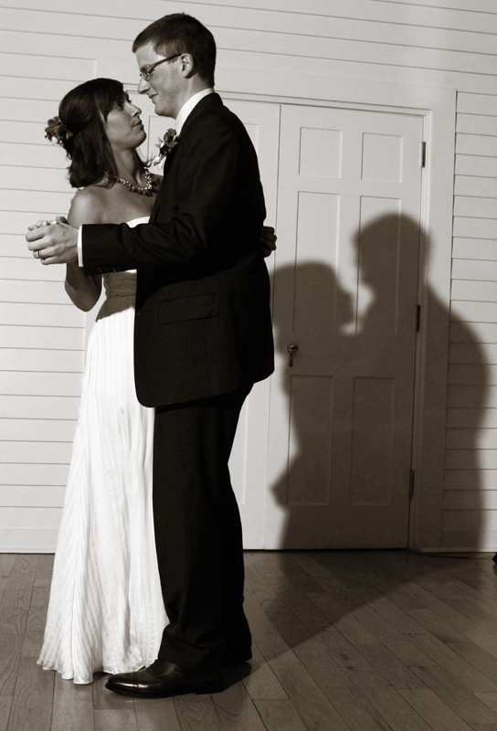 Reception, Flowers & Decor, white, black, Bride, Groom, Dance, First, And, Ryan timm photography