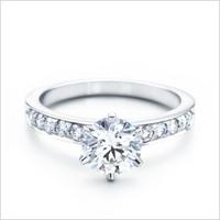 Ring, Engagement, Diamond
