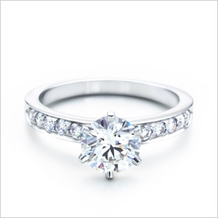 Ring, Engagement, Diamond