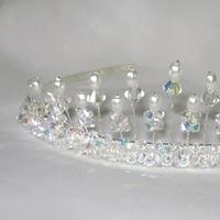 Jewelry, Tiaras, Tiara, Crystal, Swarovski, Handmade, Gemma holmes