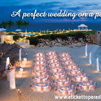 Destinations, Mexico, Wedding, Gazebo, Cancun, A ticket to paradise