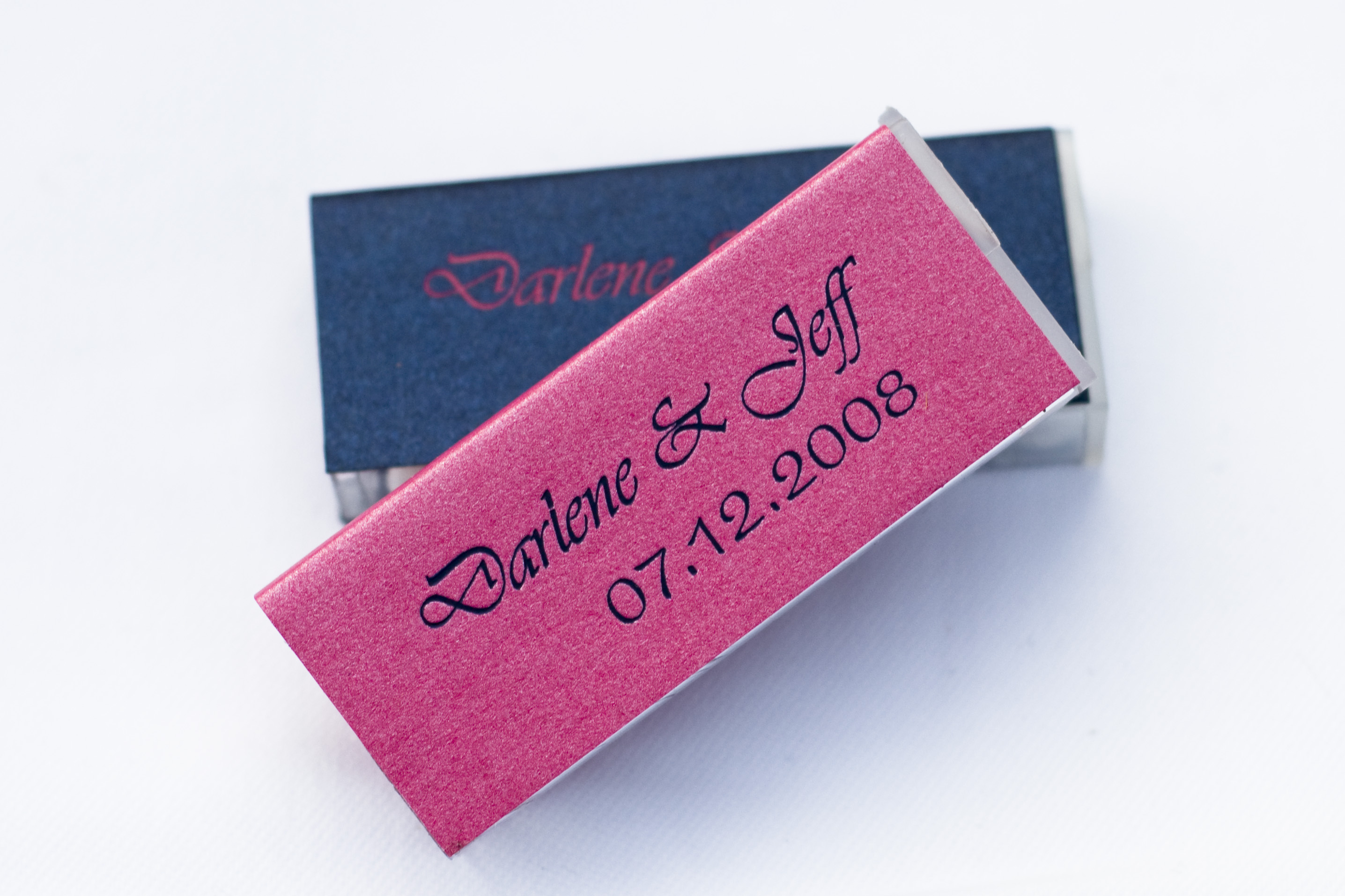 Favors & Gifts, Favors, Matches, Stephanie lairson - wedding consultant