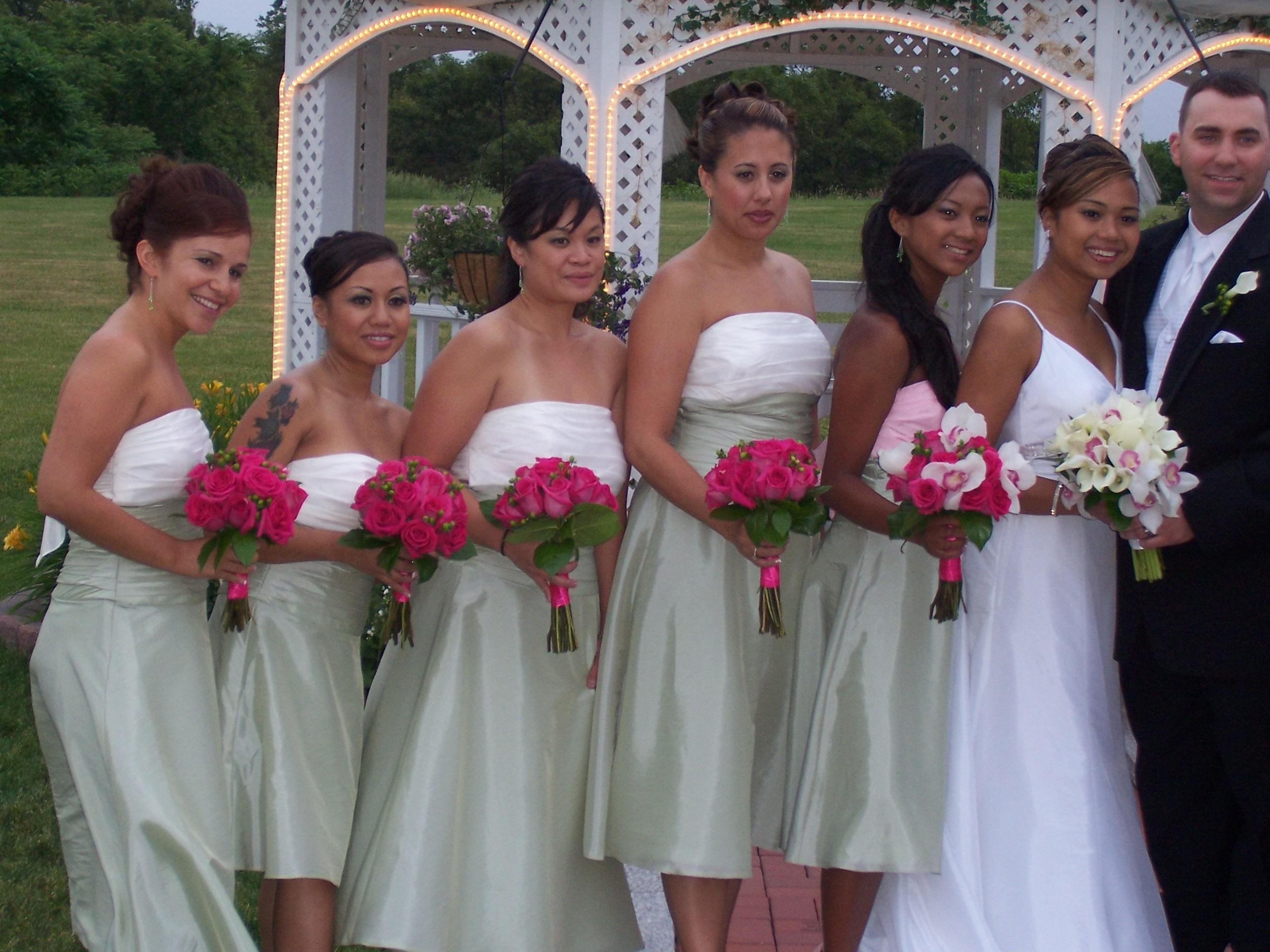 Flowers & Decor, Wedding Dresses, Shoes, Fashion, dress, Bride Bouquets, Bride, Flowers, Bridemaids, Dj, Ra-mu and the crew, Flower Wedding Dresses