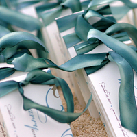 Favors & Gifts, Stationery, Destinations, blue, Favors, Ceremony Programs, Programs, Wedding, Destination, Teal, Bahamas