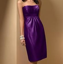 Bridesmaids Dresses, Wedding Dresses, Fashion, purple, dress, Bridesmaid, Strapless, Strapless Wedding Dresses, Alfred, Angelo