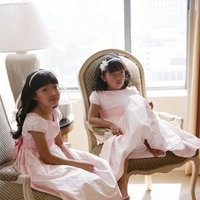 Flowers & Decor, Fashion, pink, Flower, Girl, Kids, Dresses, Formal, Childrens, Fantaisie kids, Wear, Fantaisie, Formal Wedding Dresses