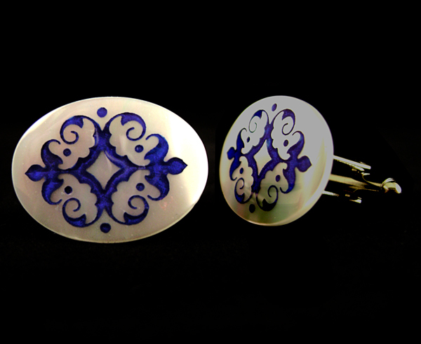 Fashion, white, Men's Formal Wear, Groomsmen, Groom, Wedding, Of, Mother, Tuxedo, Damask, Pearl, Cufflinks, The cuft lynx, Engraved