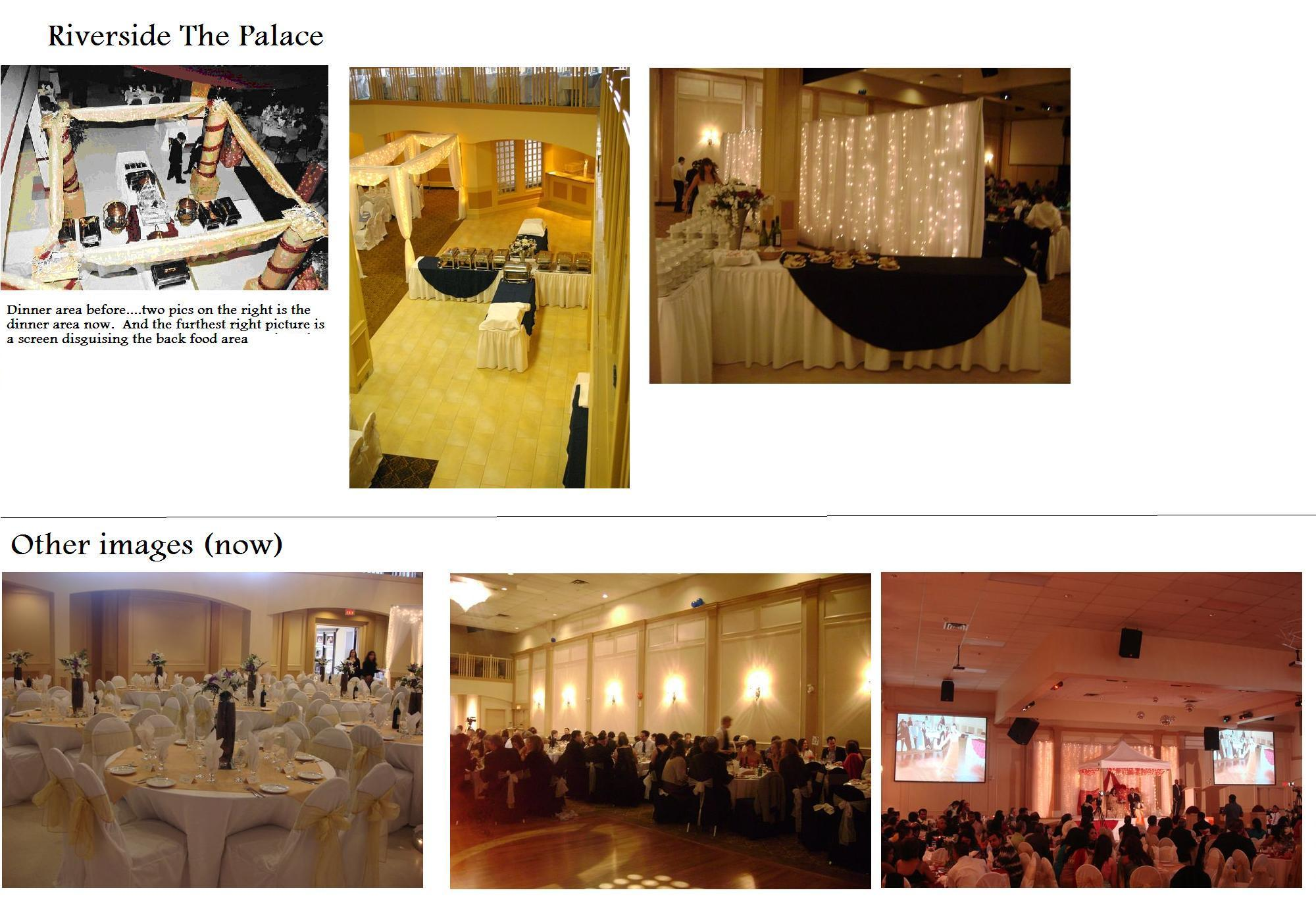 Reception, Flowers & Decor, venue, Wedding, Banquet hall