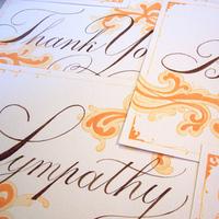 E danae art calligraphy, Signage