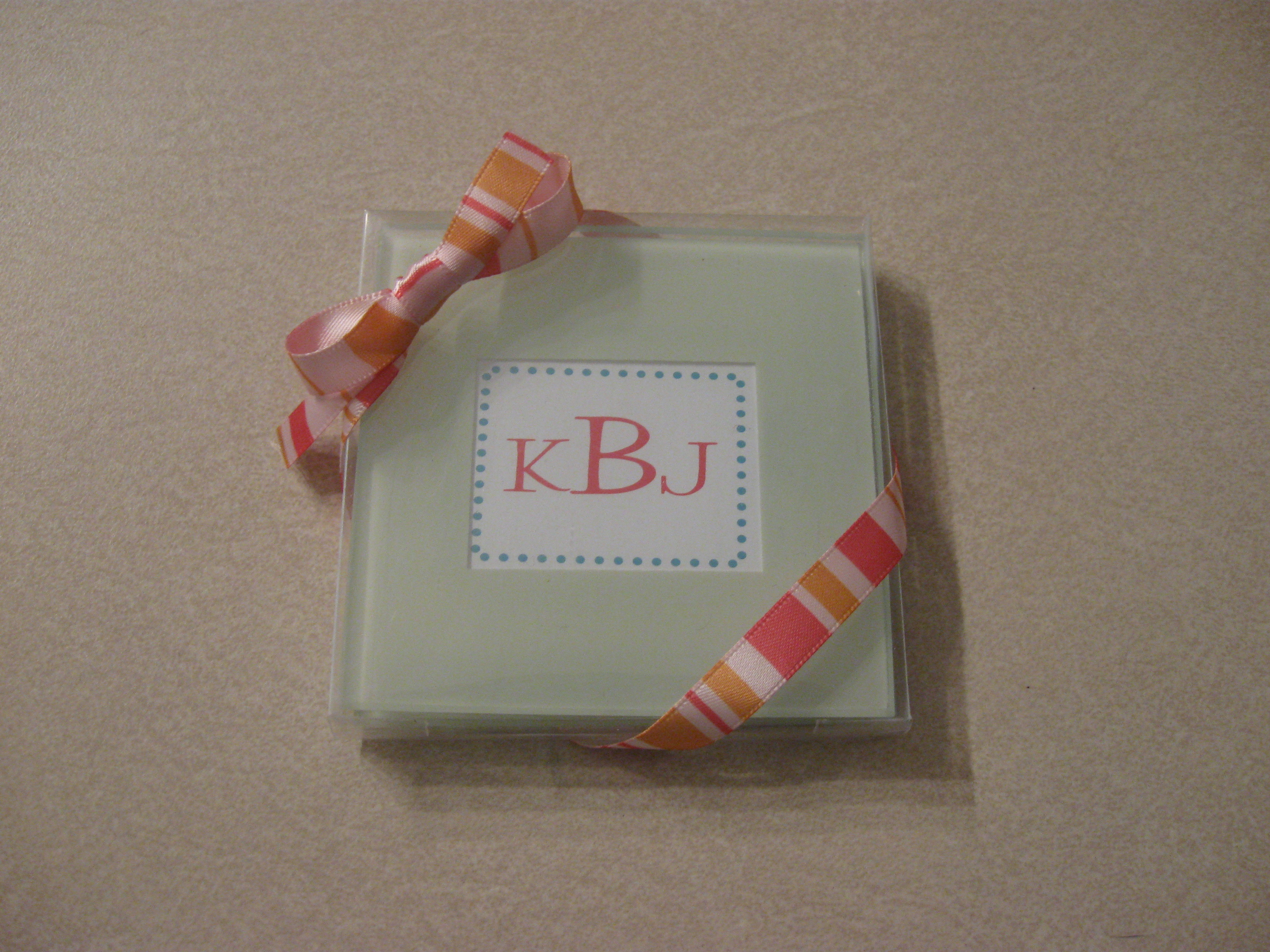 Favors & Gifts, Favors, Coasters